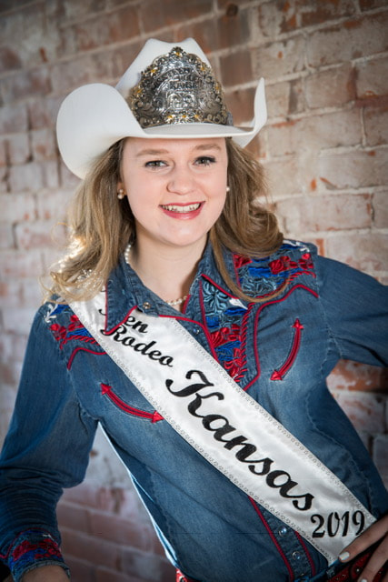 Miss Teen Rodeo Kansas